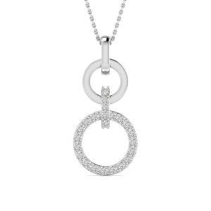 Diamond Circlet Pendant