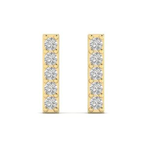 Diamond Statement Earrings