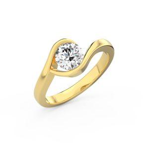 yellow diamond gold hover